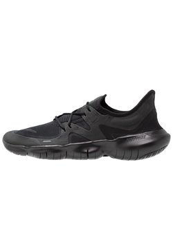 Nike Performance - FREE RN 5.0 - Laufschuh Natural running - black
