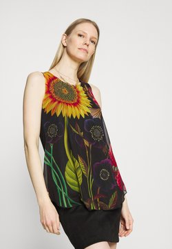Desigual - TS_MELINA BY CHRISTIAN LACROIX - Bluse - black