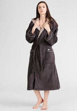 TOM TAILOR - WELLNESS - Dressing gown - grau
