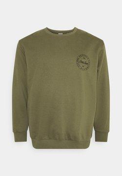 Jack & Jones - JORMOVE - Sweatshirt - dusty olive