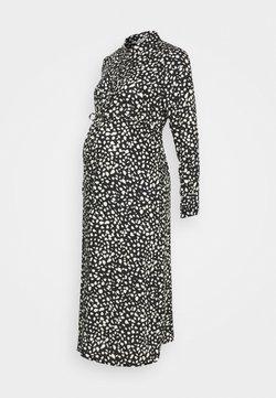 JoJo Maman Bébé - PEBBLE DRESS - Sukienka koszulowa - black