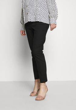 Dorothy Perkins Maternity - OVERBUMP DARCY - Slim fit jeans - black