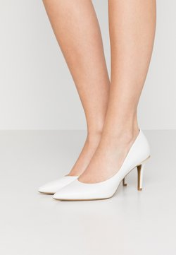 DKNY - RANDI - Escarpins à talons hauts - white