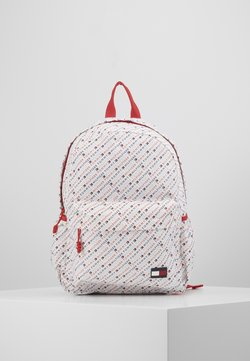 Tommy Hilfiger - CORE BACKPACK - Reppu - white