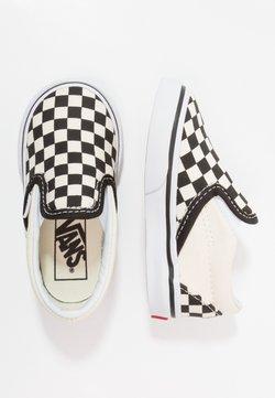 Vans - CLASSIC - Instappers - black/white