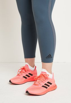 adidas Performance - SUPERNOVA - Zapatillas de running neutras - signal pink/core black/copper metallic