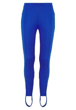 adidas Originals - 70S PANT - Legginsy - active gold/team royal blue