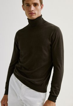 Massimo Dutti - Pullover - brown