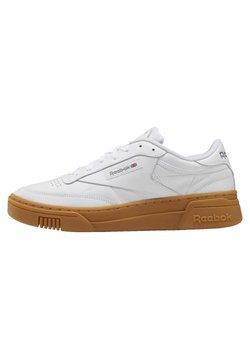 Reebok Classic - CLUB C STACKED SHOES - Sneaker low - white