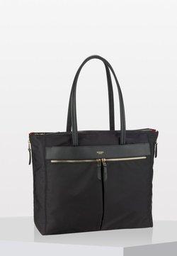 Knomo - Handtasche - black