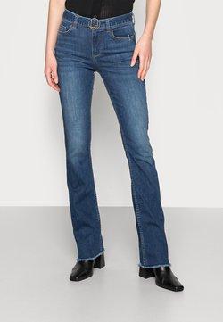 Liu Jo Jeans - REPOT - Jeans Bootcut - blue tender wash