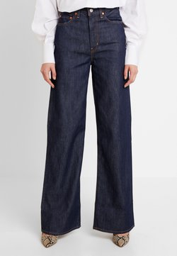 Levi's® - RIBCAGE WIDE LEG - Flared Jeans - high and mighty