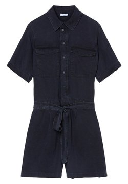 Marc O'Polo DENIM - Jumpsuit - multi/washed black