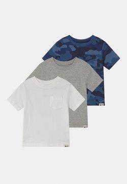 GAP - TODDLER BOY 3 PACK - Printtipaita - blue