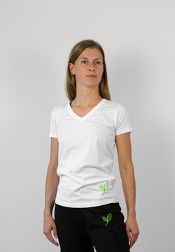 Biyoga - T-Shirt basic - weiß