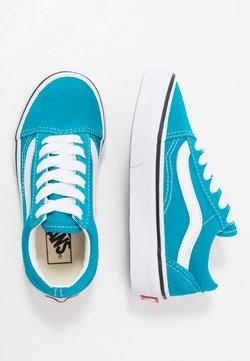 Vans - OLD SKOOL UNISEX - Sneakers basse - caribbean sea/true white