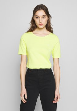 Marc O'Polo - SHORT SLEEVE ROUNDNECK - T-Shirt basic - juicy lime
