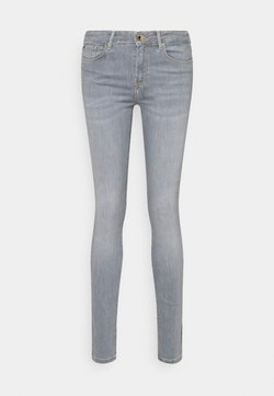 Tommy Hilfiger - FLEX COMO - Jeans Skinny Fit - grey denim