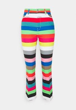 WEEKEND MaxMara - OMETTO - Straight leg jeans - vielfarbig