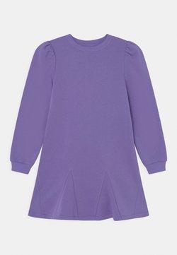 Little Pieces - LPCHILLI DRESS - Freizeitkleid - purple