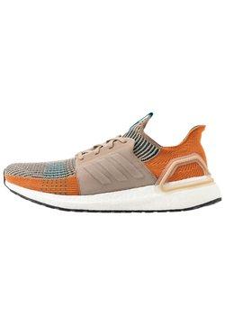 adidas Performance - ULTRABOOST 19 - Zapatillas de running neutras - tech copper/trace khaki/tech  mint