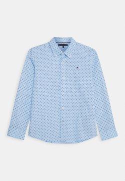 Tommy Hilfiger - MINI FLAG - Koszula - blue