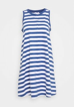 GAP - SWING - Jerseykleid - blue