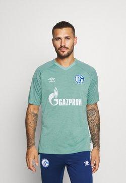 Umbro - FC SCHALKE 04 - Vereinsmannschaften - wasabi/oil blue
