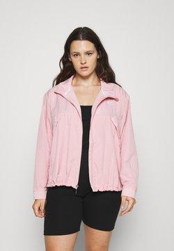 Nike Sportswear - AIR JACKET - Trainingsjacke - pink glaze/white