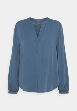 mine to five TOM TAILOR - BLOUSE - Langarmshirt - stormy sea blue