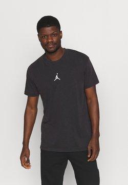 Jordan - DRY AIR - T-Shirt basic - black/white