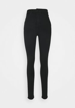 New Look Tall - CONTOUR - Jeans Skinny Fit - black