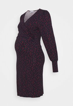 Envie de Fraise - MELISANDRA  - Vestido ligero - dark blue