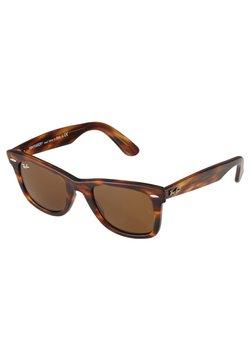 Ray-Ban - 0RB2140 ORIGINAL WAYFARER - Lunettes de soleil - tortoise/crystal brown