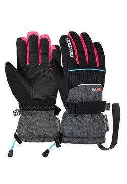 Reusch - CONNOR R-TEX® XT  - Fingerhandschuh - blck/blck mel/knouck pink