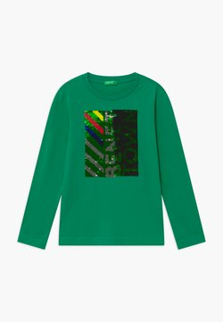 Benetton - FUNZIONE BOY - Langarmshirt - green