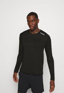 Diadora - RUN - Camiseta de manga larga - black