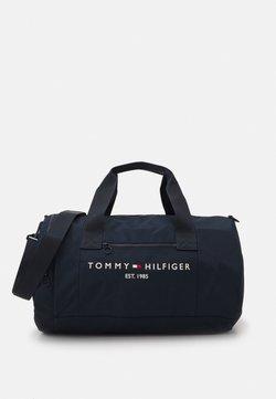 Tommy Hilfiger - ESTABLISHED DUFFLE - Weekendbag - desert sky