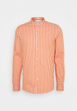 Scotch & Soda - LIGHTWEIGHT STRIPED SHIRT - Hemd - orange