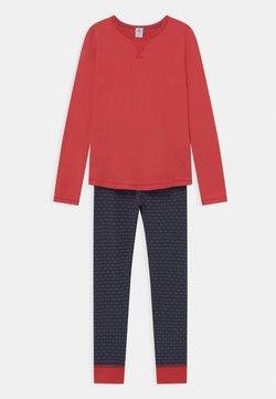 Sanetta - TEEN LONG - Pyjama - grenadine
