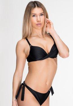 Zoe Leggings - Bikini - black