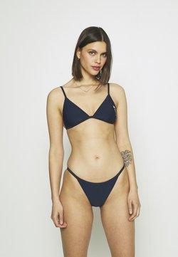 Champion - TRIANGLE - Bikini - dark blue