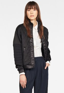 G-Star - BEETLE QUILT ZIP - Winterjacke - black