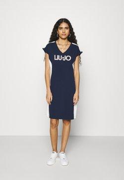 Liu Jo Jeans - ABITO - Jerseykleid - blu navy