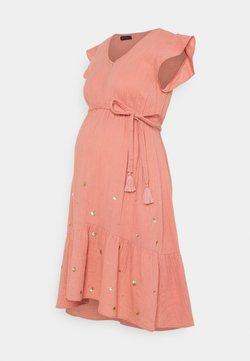 Mara Mea - Vestito di maglina - blush