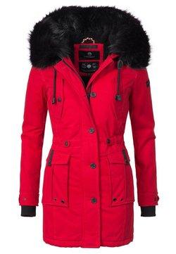 Navahoo - LULUNA - Wintermantel - red