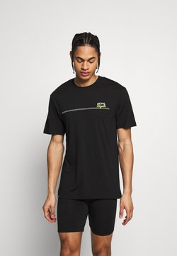 Mons Royale - TARN FREERIDE - T-Shirt print - black