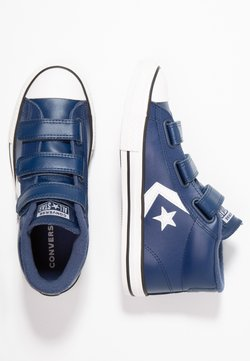 Converse - STAR PLAYER - Sneakers hoog - navy/mason blue/vintage white