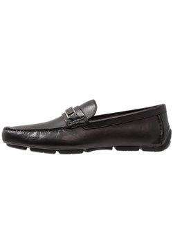 Calvin Klein - KELVIN DRESS - Mocassins - black