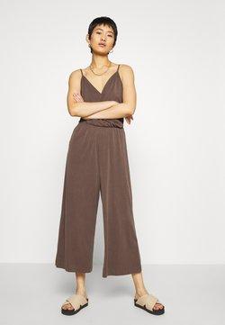 Monki - LINA - Combinaison - brown dark